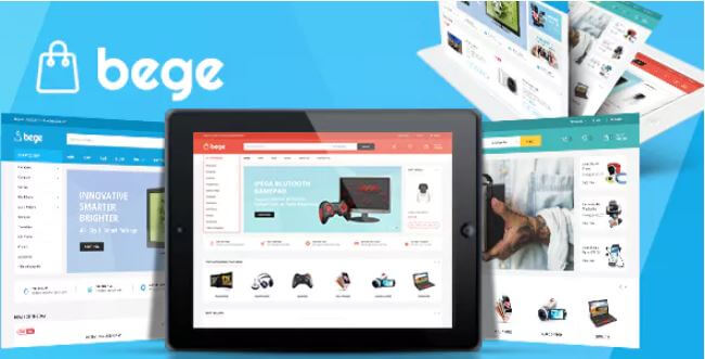 Download Free Bege v1 1 - A Premium Responsive Opencart 2 3